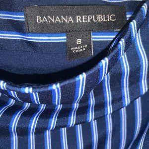 Banana Republic Skirts - 🎁4-25$Banana Republic striped ruffled long skirt